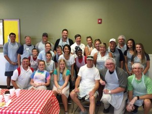 Volunteering Club - Southside Business Men's Club
