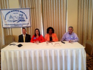 2015 City Council At Large Forum 1
